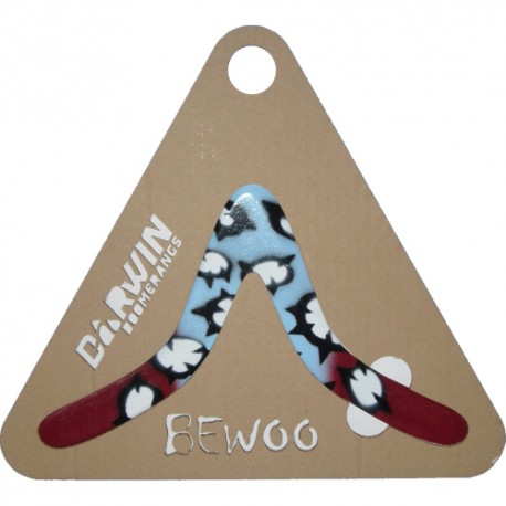 Bewoo Virus Rouge Bleu