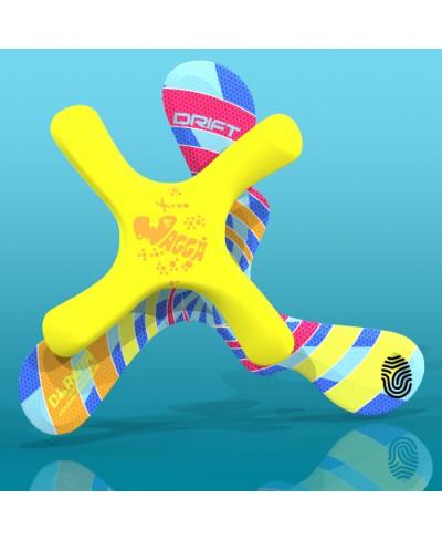Drift et Wagga- boomerangs d'extérieur et d'intérieur en mousse