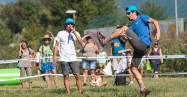 Darwin Boomerangs in show at Icare cup 2018